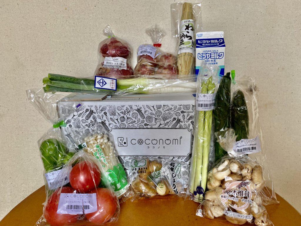ココノミ野菜セット
