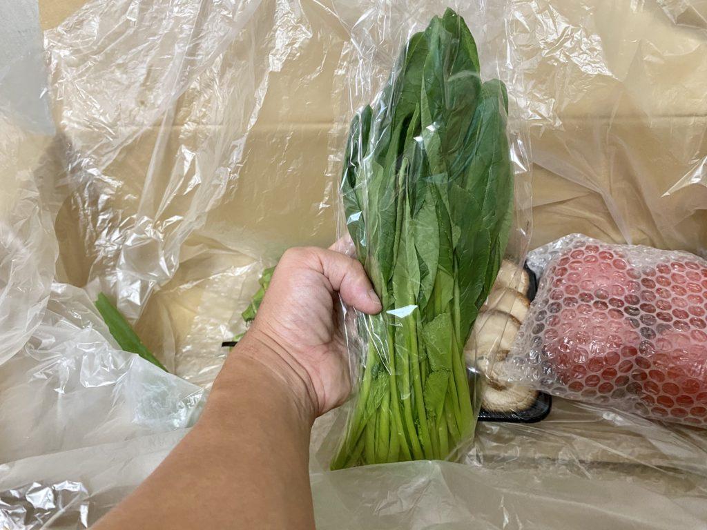 ビオマルシェ小松菜