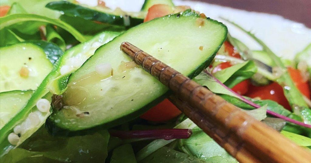 無農薬野菜のミレーきゅうり