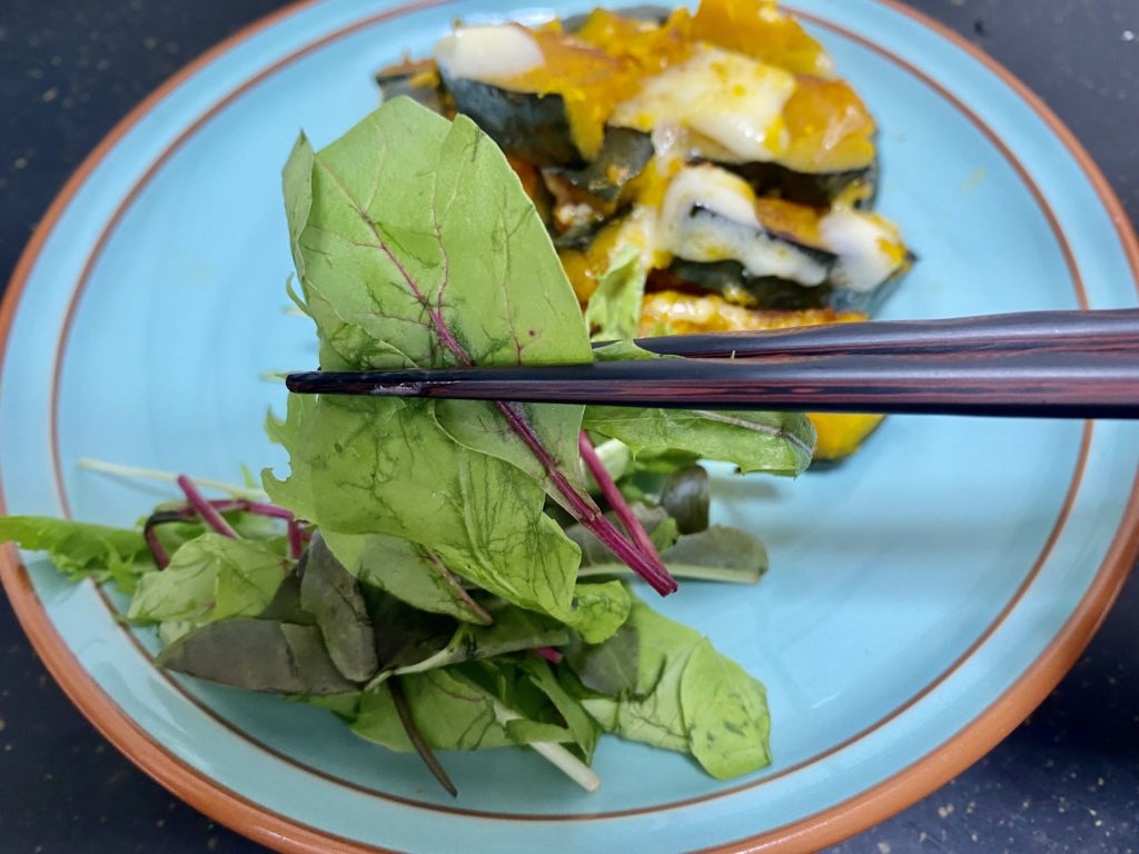 無農薬野菜のミレーベビーリーフ