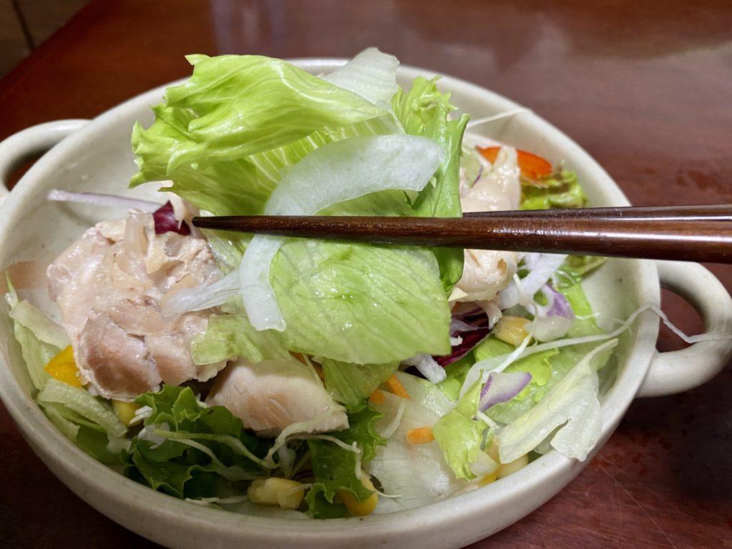 無農薬野菜のミレー玉レタス