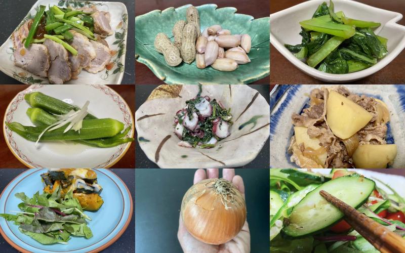 無農薬野菜のミレー