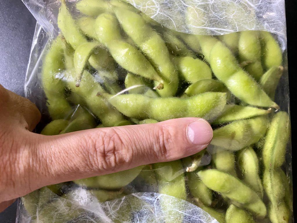 JAタウン枝豆